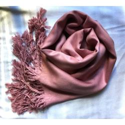 Dusty Rose Pashmina