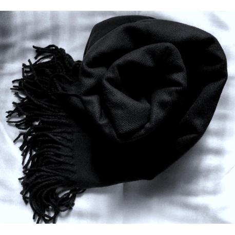 Black Pashmina