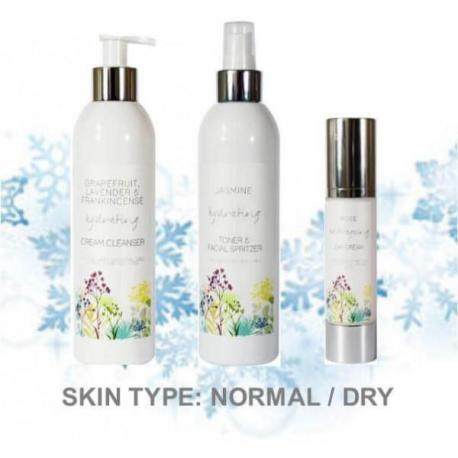 Normal - Dry Skincare Collection