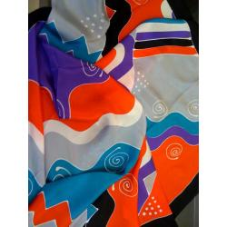 Silk (pure) City Scarves