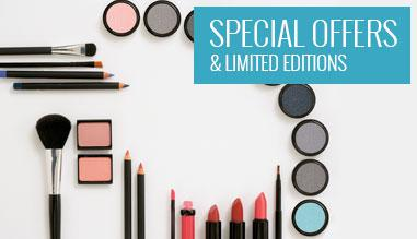 Special Offers and Limited Editions