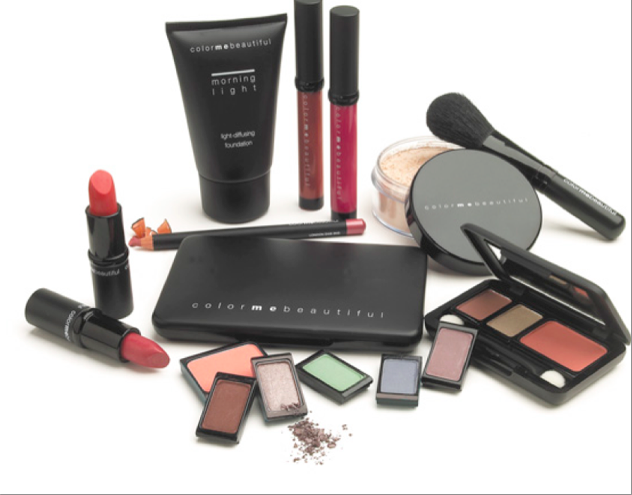 Makeup Package Color Me Beautiful Ireland